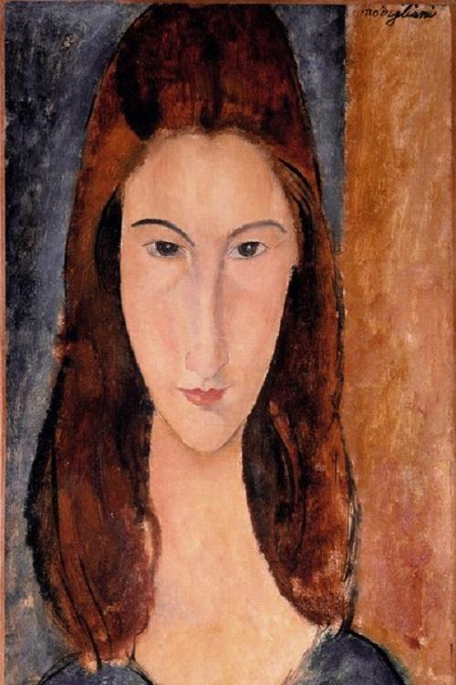 Jeanne Hébuterne 1919