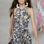 Dolce and Gabbana. Russian fashion model Ksenia Kakhnovich