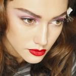 Vladivostok born Russian fashion model Ksenia Kahnovich