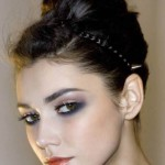Beautiful Ksenia Kahnovich, Russian supermodel