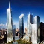 According to the artist, New World Trade Center is coming soon, in 2013