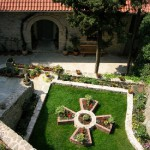 Rousannou Monastery was founded around 1545 by Maximos and Ioasaph of Ioannina.