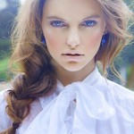 Fashion photography by young Russian photographer Daria Zaitseva