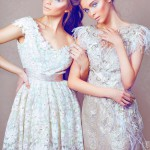 Lace dresses. Fashion photographer Daria Zaitseva