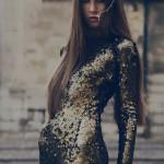 Jewellery lover. Photoart by Daria Zaitseva