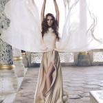Like an angel with wings. Photoart by Daria Zaitseva
