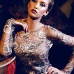 Glamorous lady. Photoart by Daria Zaitseva