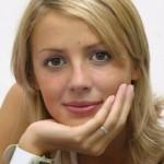 Sportswoman Stanislava Komarova