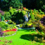 Paradise on Earth – The Butchart Gardens
