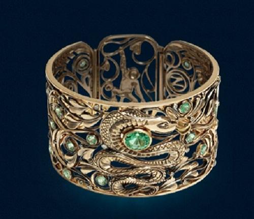 Jewelry art by Igor Orlov