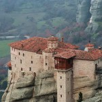 The monastery once again fell into disrepair for the two centuries prior to the 1940s, when it was damaged in World War II then plundered by the Germans.