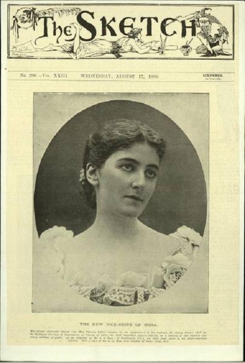 Baroness Mary Victoria Curzon