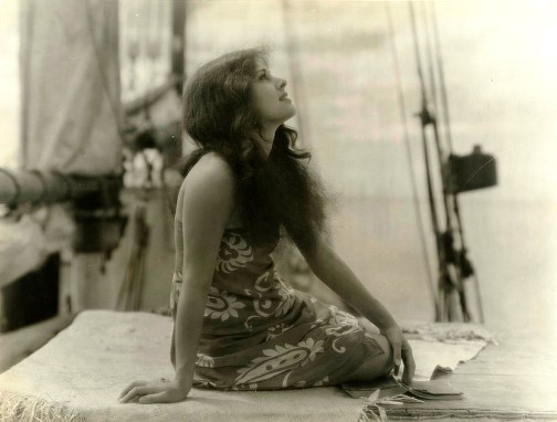 Vintage actress Dorothy Janis