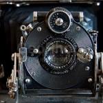 Dresden Vintage camera. Work by Russian photographer Alexander Knyazev