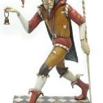 Jester sculpture