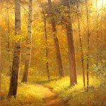 Painting by Vyacheslav Khabirov