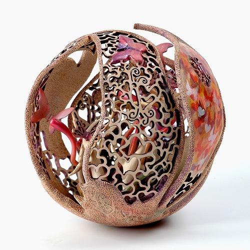 dentelle en bois par Joey Richardson