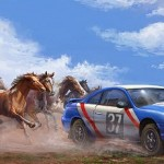 Races. Illustration by Igor Savchenko