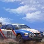 Races. Illustration by Moscow based artist Igor Savchenko