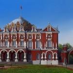 The State Tretyakov Gallery. Painting by Russian self-taught artist Igor Savchenko