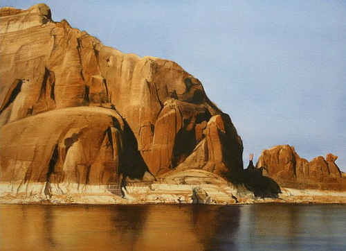 Photo realistic landscapes by Robert Highsmith