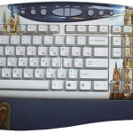 awesome cathedral theme keyboard