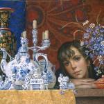 Paintings by artist Igor Belkovsky