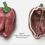 Pepper, Vegetable and fruit jewelry by Hemmerle and de Grisogono