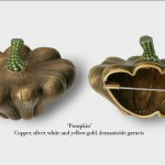 Pumpkin, Vegetable and fruit jewelry by Hemmerle and de Grisogono