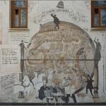 The globe of Borovsk