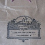 His Master's Voice bag