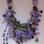 Dragonfly. Jewelry by Bead artist Svetlana Ovintsovskaya