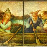Painting by Olga Naletova
