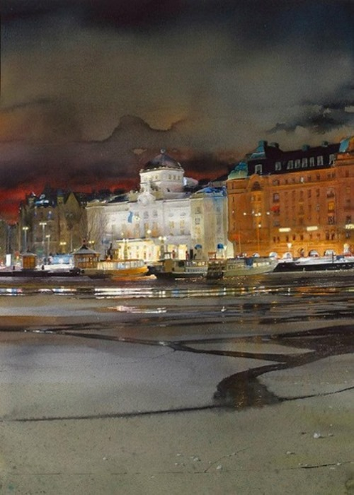 Beautiful hyperreaslistic paintings by Stanislaw Zoladz