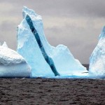 In fact, 90 % of iceberg is under water