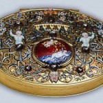 beautiful Snuffboxes from Hermitage