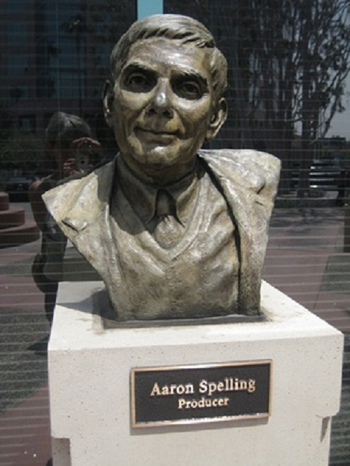 Aaron Spelling (April 22, 1923 – June 23, 2006), American film and television producer