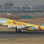 Pokemon Aircraft graffiti