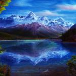 Blue vastness