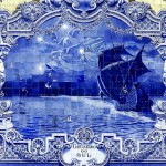 Beautiful and unique Azulejo art