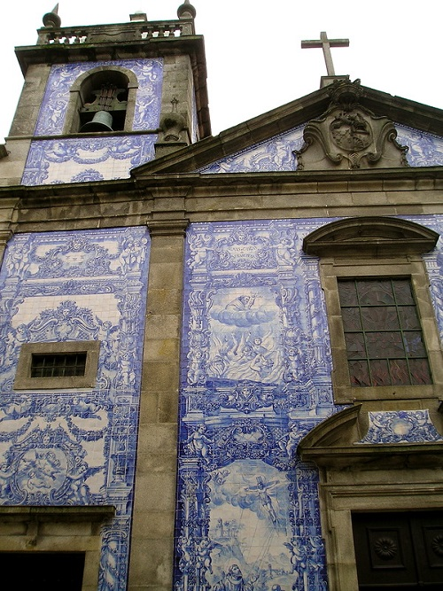 Portuguese Azulejo art