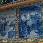Known from 15th century, Azulejo art