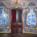 Amazing stories of Azulejo blue painting