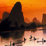 Landscape of the Lee in China
