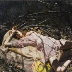Territory. Painting by Yigal Ozeri