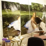 53-year-old Yigal Ozeri is the father of a 25-year-old daughter and 11-year-old son, they reside in the West Village with his wife