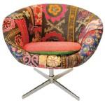 Comfortable armchair, Bokja design by talented Lebanese designers Hoda Baroudi & Maria Hibri
