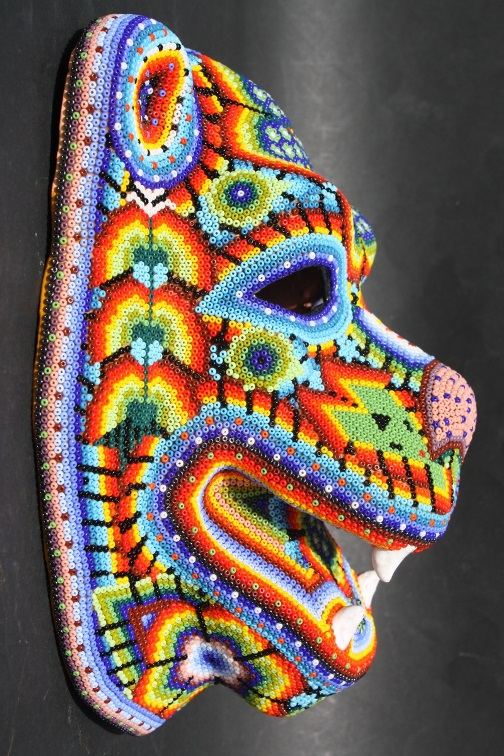 Fantastic bead sculptures by Betsy Youngquist