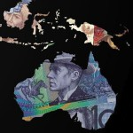 Currency World Maps. Australia and Oceania