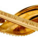Diamond, Gold Brooch, Merrin